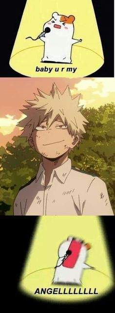 I love that the only reason Bakugou is smiling here is because Deku got punched in the junk 😂 such a dick move Bakugou, pun intended. My Hero Academia Memes, Hero Academia Characters, My Hero Academia Manga, Buko No Hero Academia, Anime Meme, Got Anime, Anime Art, Bakugou Manga, Manga Love