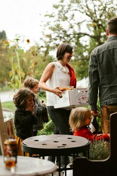 Thanksgiving, Canadian-Style at Le Marché St. George