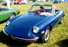 1971 Alfa Romeo Spider Veloce 1750