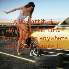Good start to the new week with good attitude 💪 💪 💪 Good Attitude, Flat Tire, Best Start, New Week, Motivation Quotes, Wonder Woman, Superhero, Motivational Quotes, Quotes Motivation