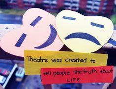 funny theatre quotes - Google Search