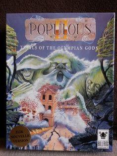 Jeux Atari ST -> Populous II