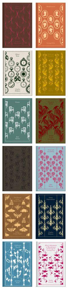 Penguin Classics - beautiful clothbound classic children's stories