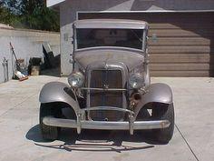 Ford :  Pickups Std 1934 Ford Pick Up All Steel Old School Barn Find V8 Flat Head Ca. Gasser Rat Rod - http://www.usabarnfinds.com/?p=937
