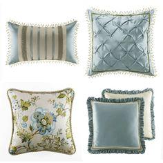 Croscill Corfu Decorative Pillows  #homedecor #pillows