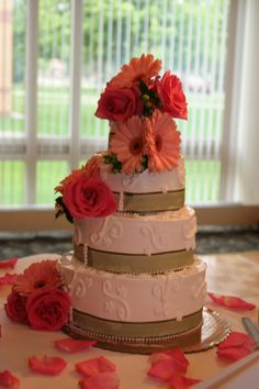 Cold Stone Wedding Cake