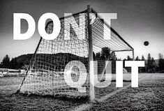 Never give up on your goals! Soccer Player Quotes, Soccer Quotes, Soccer Players, Soccer Gear, Us Soccer, Play Soccer, Soccer Stuff, Soccer Inspiration, Inspiration For Kids