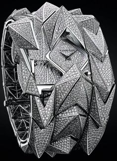 NYFASHION101 Hip-Hop Unisex Partial Studded 9mm Cuban Chain Necklace