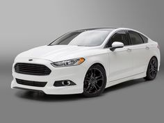 3dCarbon Ford Fusion (2013)