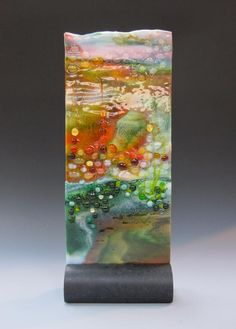 Red Sky At Night - from Delphi Artist Gallery by The Glass Palette