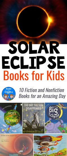 Solar eclipse books