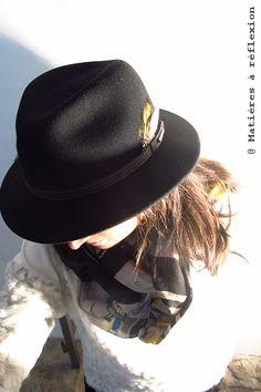 Demi-saison // Chapeau Stetson #stetson #vidor #hat #chapeau #woolfelt