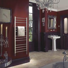 Bisque's Olga Towel Radiator http://www.bisque.co.uk/products/bathroom-and-kitchen-radiators/olga-towel-radiator