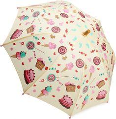 Dessert treats umbrella - cutest umbrella ever