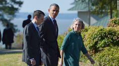 100  TRENDING: Obama on debate day: 'I feel fabulous'  October 16, 2012