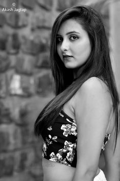 Aanchal - Shot this for a portfolio