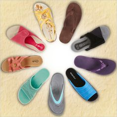 Find the perfect sandal for summer at FootSmart.