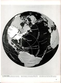 Invasion Routes to the US | 1940
