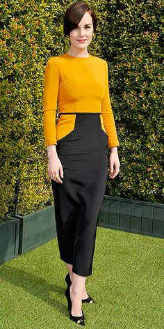 MICHELLE DOCKERY photo | Michelle Dockery - a little loud but I strangely kind of like this.