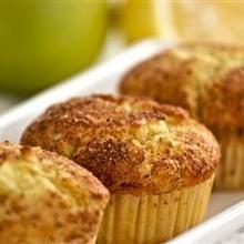 Apple Lemon Cinnamon Muffins #Recipe | Safeway