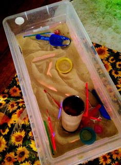 Light and Shadows Preschool Science Experiments