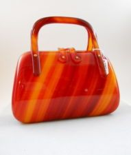 Vintage Beautiful Lucite Purse