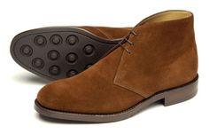 Gentlemen, meet what has been this winter's most popular men's shoe option.