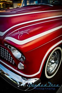 '56 Chevy pickup