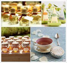 mariage hiver cadeau gourmand mignonette alcool the miel - Mignonette Mariage