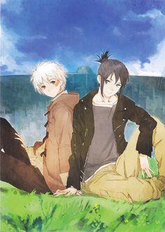 Shion & Nezumi, No.6