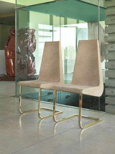 Elle Dining Chair by Saviz Yaghmai & Ilaria Semerano for KLAB DESIGN
