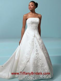 Alfred Angelo Wedding Dresses - Style 1840