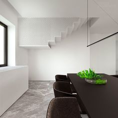 Single family house interior design, Pabianice.