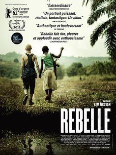 Movie Rebelle - Quand le coeur bat, la vie d'une personne peut changer (Rachel Mwanza)