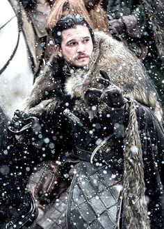 kit kat — haringtonweb: Game of Thrones Season 7 Jon Snow
