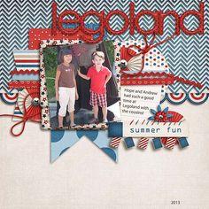 Legoland - Scrapbook.com