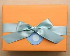We think everyone…we mean everyone, should learn to tie a bow. Tying a bow adds that little something extra special on gift wrapped packages and all kinds of craft projects. With these step-by-step instructions and some practice you'll be tying bow in everything from ribbon to spaghetti. Materials include ribbon and scissors. Step 1:...