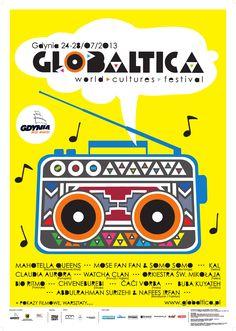GLOBALTICA World Culture Festival 2013. Więcej informacji na stronie: http://www.gdansk4u.pl/wydarzenia?EventID=5524