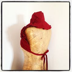 Deep Ruby Dupioni Raw Silk Wrap by bonziebridal on Etsy