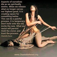Monday morning motivation.. People will only change when the pain of remaining the same is greater than the pain of change.. We cannot please anyone any of the time. The more we try to do so the more we relinquish our power and play small.. Our soul knows exactly what it needs to do to fulfill our purpose our dharma; the challenge is silencing the mind.. We are constantly trying to find ourselves and be better people and change but what if life is far simpler than than?  What if we entered…