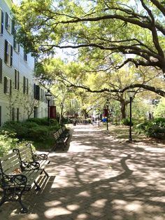 Sights of Charleston