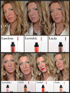 Flaunt your assets! Pout, pucker, or smile -- it's all good! You bring the attitude; we'll bring the shine! Lucrative Lip Gloss brings a whole new meaning to top-of-the-line lip service! Ten colors available: Lavish, Loyal, Lovesick, Ladylike, Luxe, Loveable, Luscious, Livid, Lucky, and Lethal  www.youniqueshannon.com