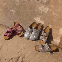 Opening Ceremony x Birkenstock glitter sandals