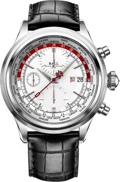 @ballwatchco Trainmaster Worldtime Chronograph Pre-Order #add-content #basel-17 #bezel-fixed #bracelet-strap-crocodile #brand-ball-watch-company #case-depth-13-7mm #case-material-steel #case-width-42mm #clasp-type-folding-clasp #date-yes #day-yes #delivery-timescale-call-us #dial-colour-silver #gender-mens #luxury #movement-automatic #new-product-yes #official-stockist-for-ball-watch-company-watches #packaging-ball-watch-company-watch-packaging #pre-order #pre-order-date-30-05-2017 #pr...