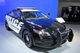 Ford Taurus Police Car