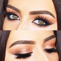 Cat Eye Makeup Looks for Hooded Eye Shape picture 2