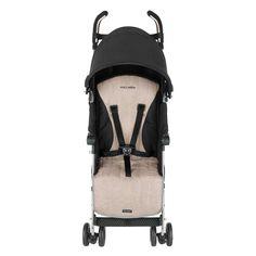 La silla de paseo Quest Sport Naissance es el nuevo modelo de Maclaren que garantiza al pequeño la máxima seguridad y confort.   La solución ideal para los largos paseos o los pequeños desplazamientos. Estructura ligera de aluminio con práctico cierre de tipo paraguas, muy compacto.