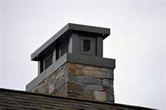 Look at impressive Unique Decorative Chimney Caps Custom Metal Chimney Cap photos at Wisatakuliner.xyz with our home renovation specialist, Mary Thom. Chimney Cap, Chimney Sweep, Metal Manufacturing, Roof Cap, Backyard Fireplace, Home Remodeling Diy, Fireplace Design, Fireplace Ideas, Western Homes