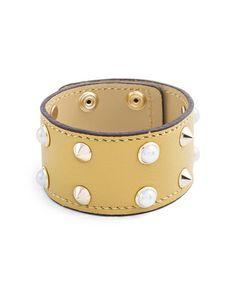 Pearly Bright Bracelet by JewelMint.com, $19.99