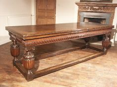 Lucy Johnson, Elizabethan table